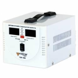 Стабилизатор напряжения однофазный FORTE TDR-1000VA